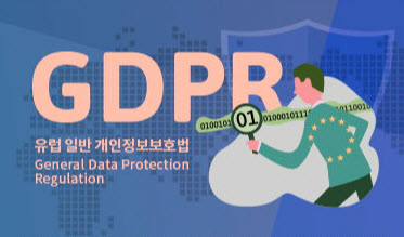 GDPR 유럽 일반 개인정보보호법(General Data protection Regulation)