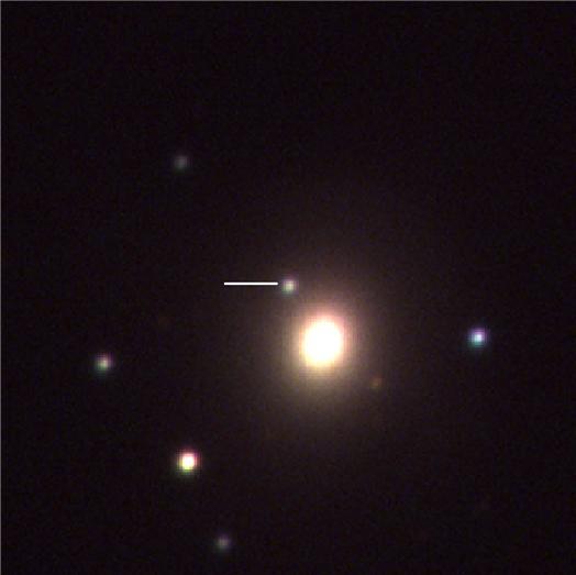 KMTNet 남아공 관측소가 포착한 GW170817의 모습