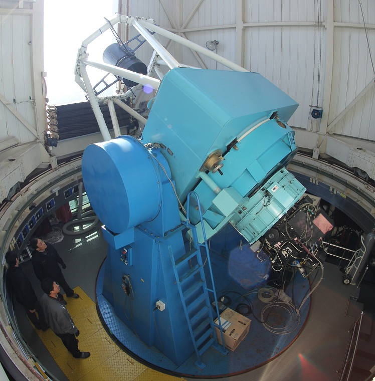 BOAO 1.8 m Telescope Related photos